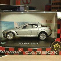 Fém model - Mazda RX8