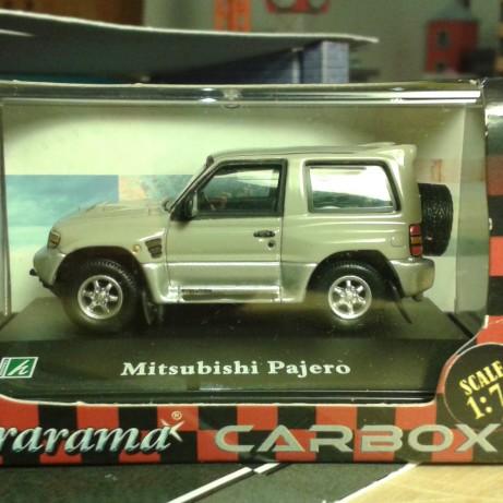 Fém model - Mitsubishi Pajero