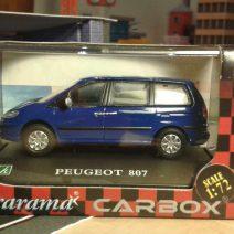 Fém model - Peugeot 807