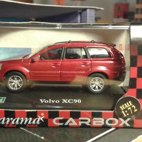 Fém model - Volvo XC90
