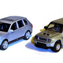 Fém autómodellek
